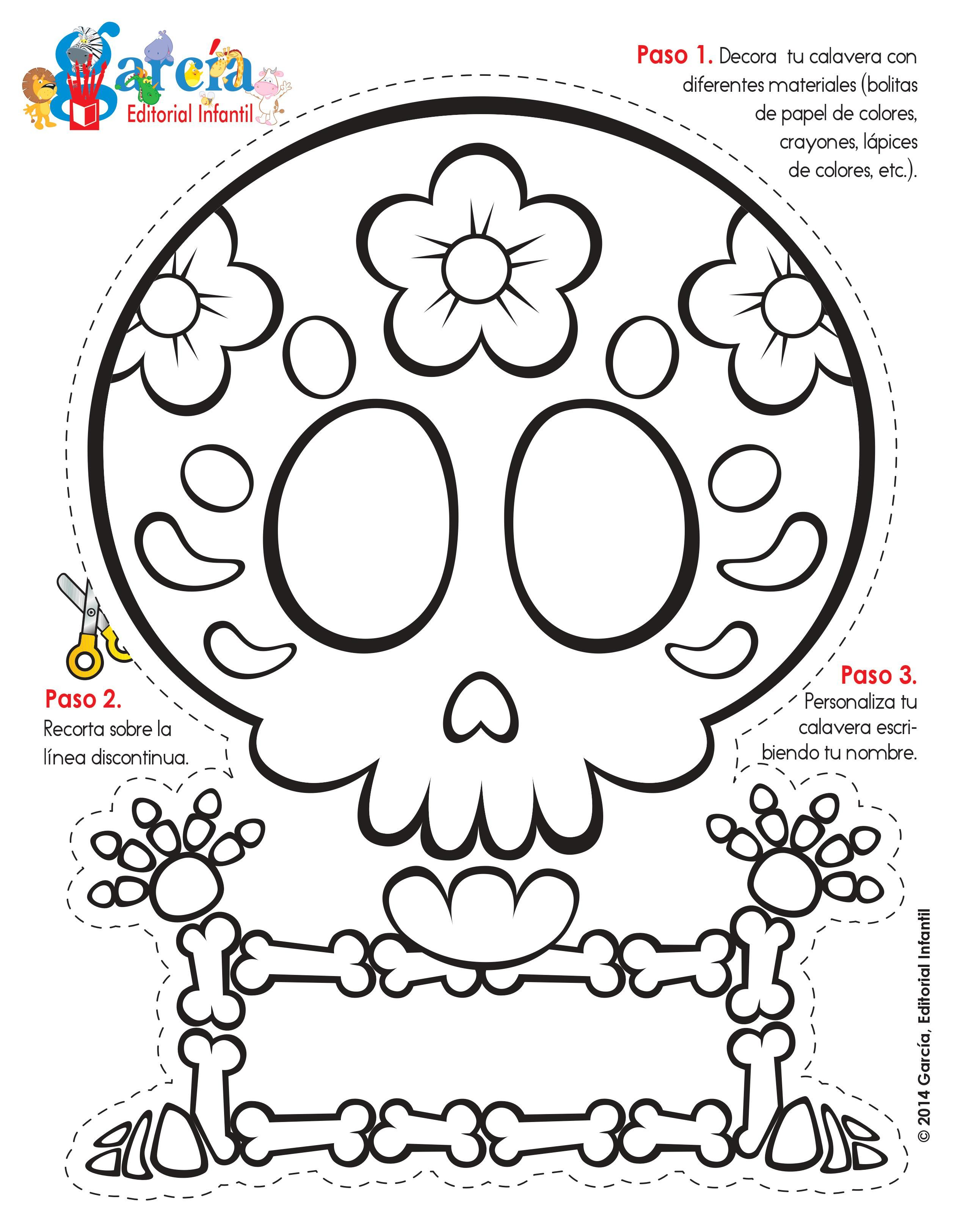 worksheet. Dia De Los Muertos Worksheets. Grass Fedjp