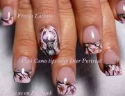 country style nail design