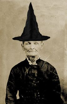 Show Freaks Witches Strength And Vintage Halloween