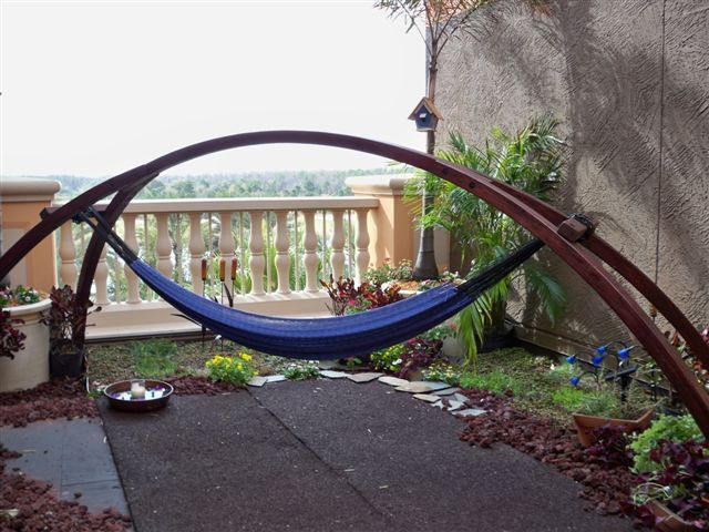 hammock chair stands diy comfortable computer chairs vintage jungle - google search | for the home pinterest and stand