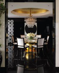 Best 25+ Gold dining rooms ideas on Pinterest | Dining ...