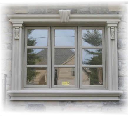 stucco stucco trim stucco cornice and sill at prime mouldings exterior window