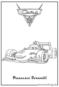 Coloriages Cars 2   Projects to try   Pinterest   Filet ...
