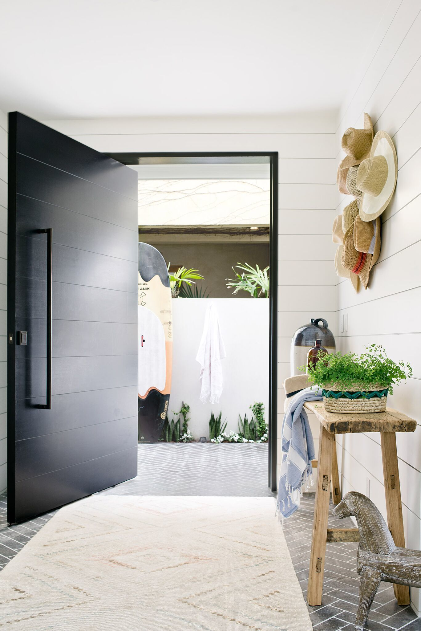 Best Kitchen Gallery: How To Make An Entrance Part I Gray Malin Tips Tricks of Make New Home Entry on rachelxblog.com