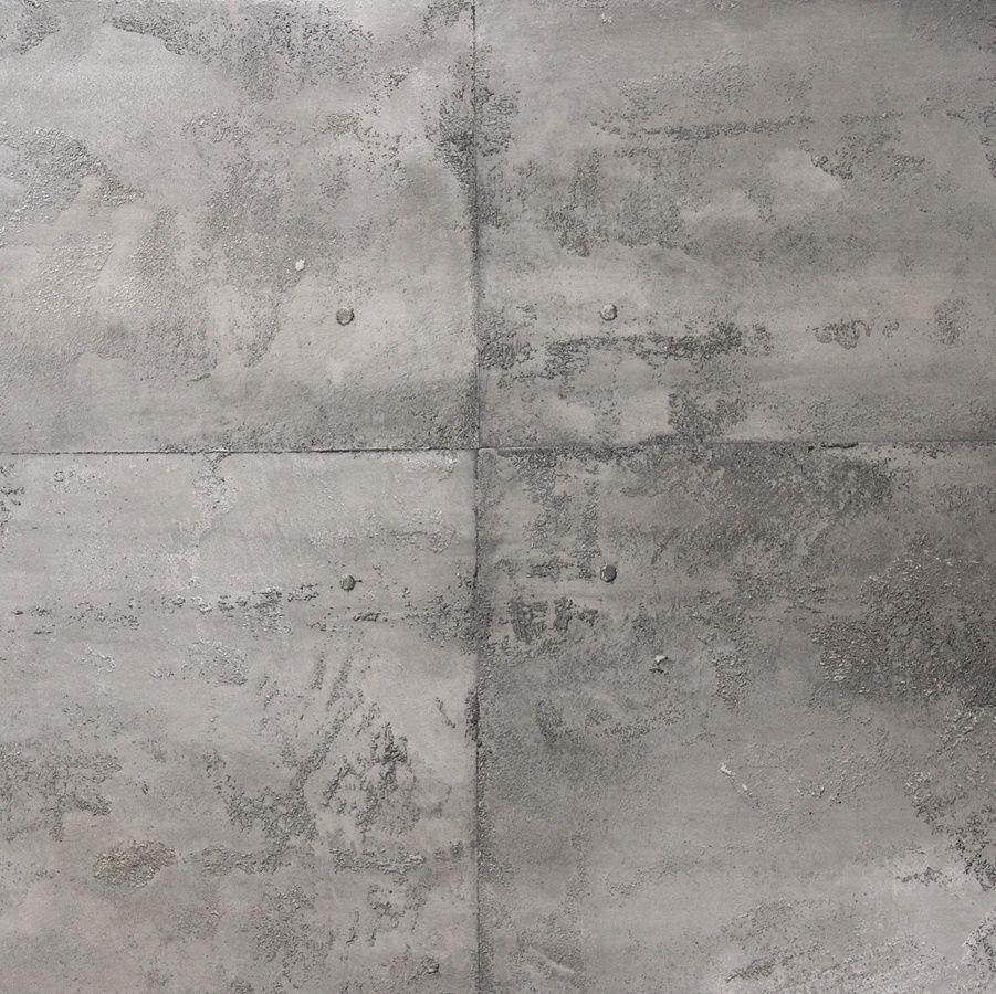 Metallic Patina Concrete Floor