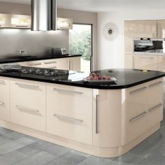 Cream Kitchen Cabinet Ideas Boxes Only Gloss Pinterest