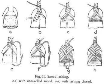 How to Tie the Māori Hei Toki Lashing by TIAT (Video