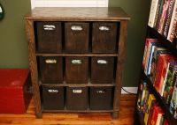 Comic Book STorage Cabinet   Comic Book Storage and Geek ...