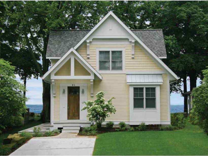 126 Best Images About Lake House Plans On Pinterest Small Houses