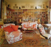 English Country Home Interior