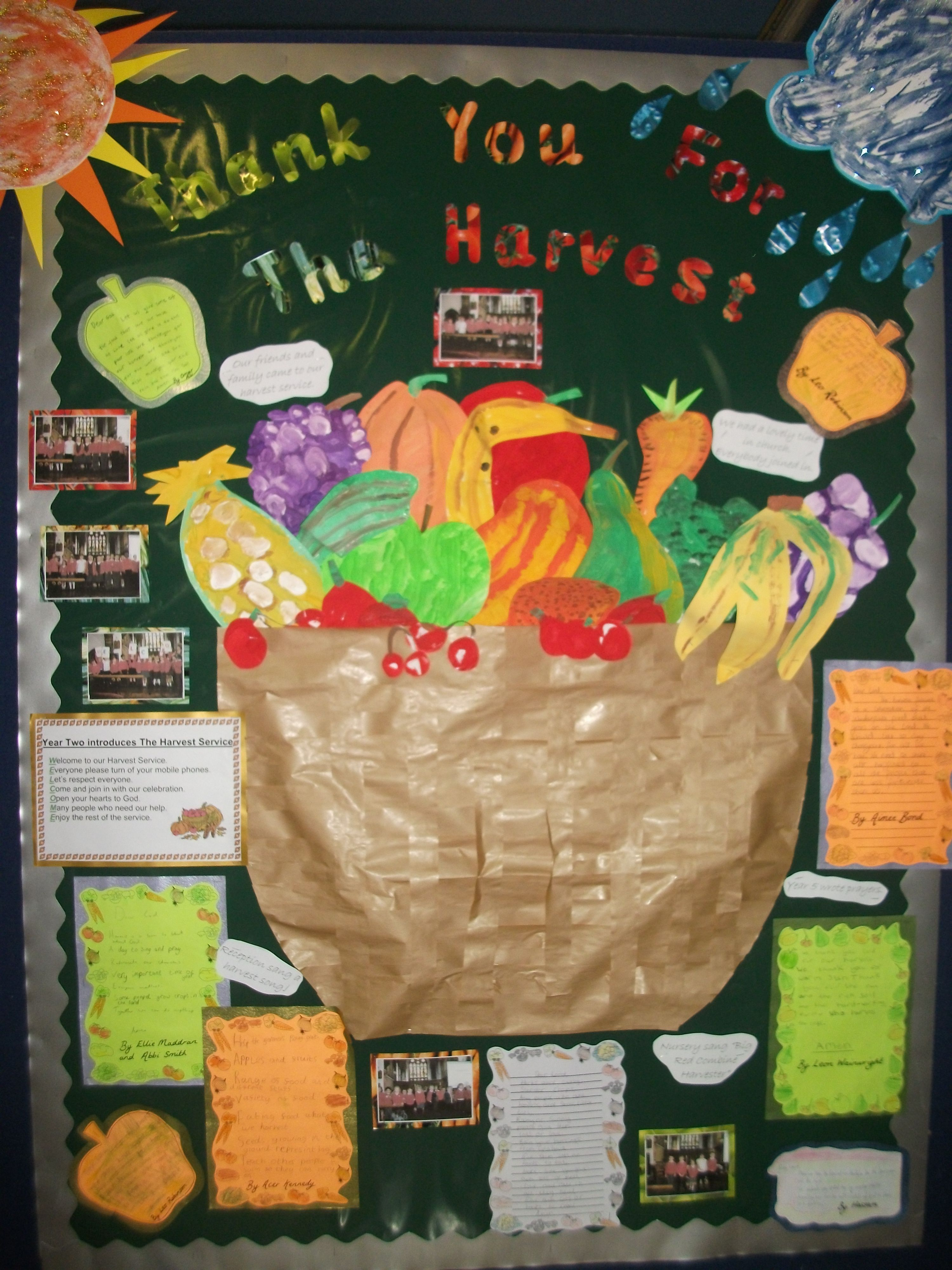 Why Use A Notice Board When You Can Use A Screen A Fabulous Idea From Christ Church Using One
