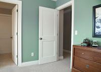 flat panel interior doors