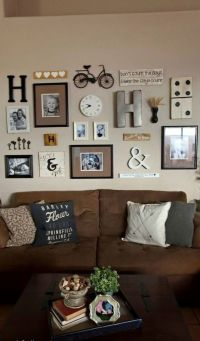 nice 170+ Family Photo Wall Gallery Ideas