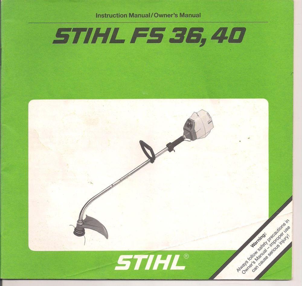 Pin Stihl Fs 80 Parts Diagram On Pinterest