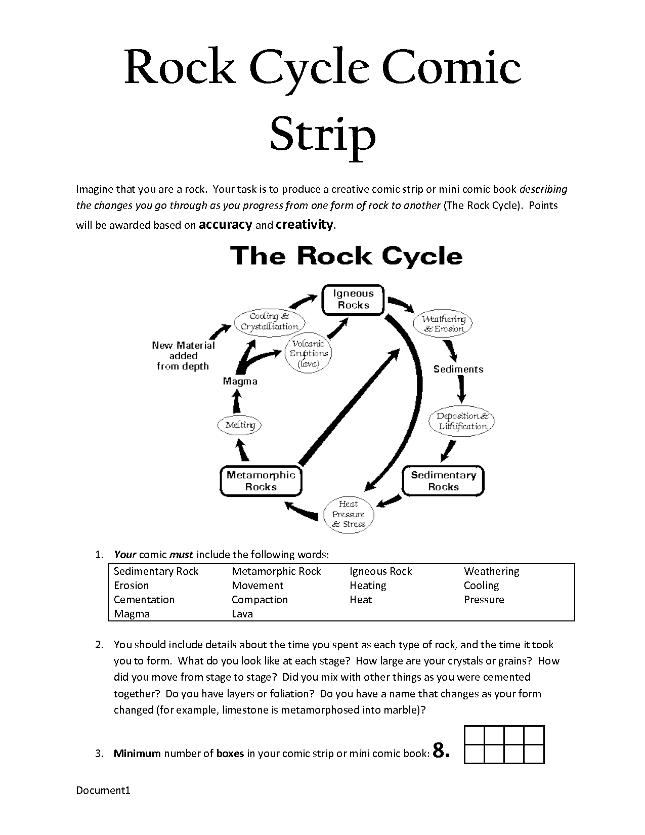 the rock cycle diagram fill in blank 2001 dodge durango stereo wiring worksheets whenjewswerefunny