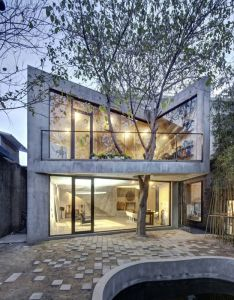 Great tea house by archi union architects shanghai also bedazzled rh pinterest