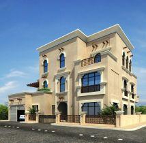Pakistan 10 Marla House Plan Design