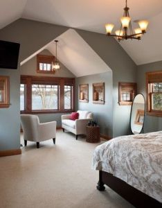 Gray paint colors with wood trim also and rh in pinterest