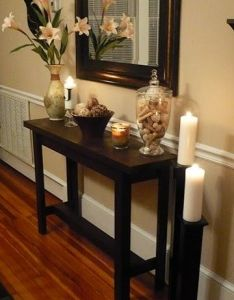 Room also diy projects for the home entry tables bedrooms and house rh pinterest