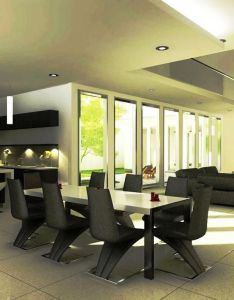 These dining room designs are both sleek and contemporary perfect for everyone interested in having  modern clean look also eye catching images today feel the wilderness rh pinterest