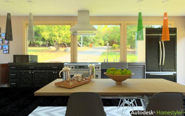 Kitchen Also Designs Via Autodesk Homestyler Pinterest