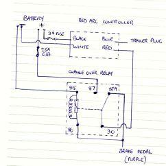 Mazda Bt 50 Wiring Diagram Jeep Wrangler Front Suspension Brake Controller Ute 4x4 Project