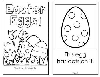 Easter Eggs! (A Holiday Book for Emergent Readers