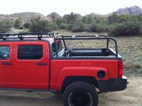 H3T Truck bed rack for RTT - Expedition Portal | future ...