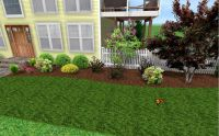 low maintenance landscaping ideas   Design   Picture ...