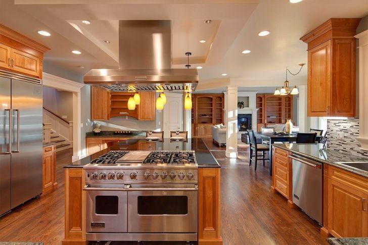 Chef Dream Kitchen Search Lake House
