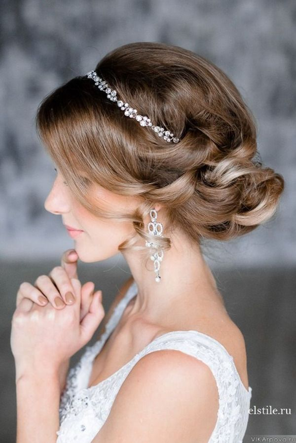 Top 20 Bridal Headpieces For Your Wedding Hairstyles Hairstyles