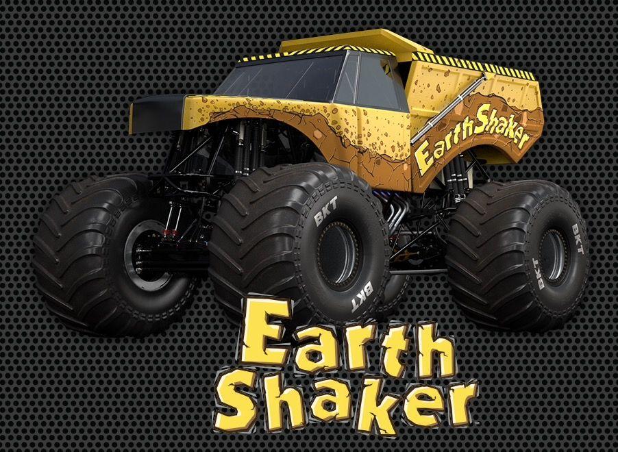 Earthshaker Monster Jam