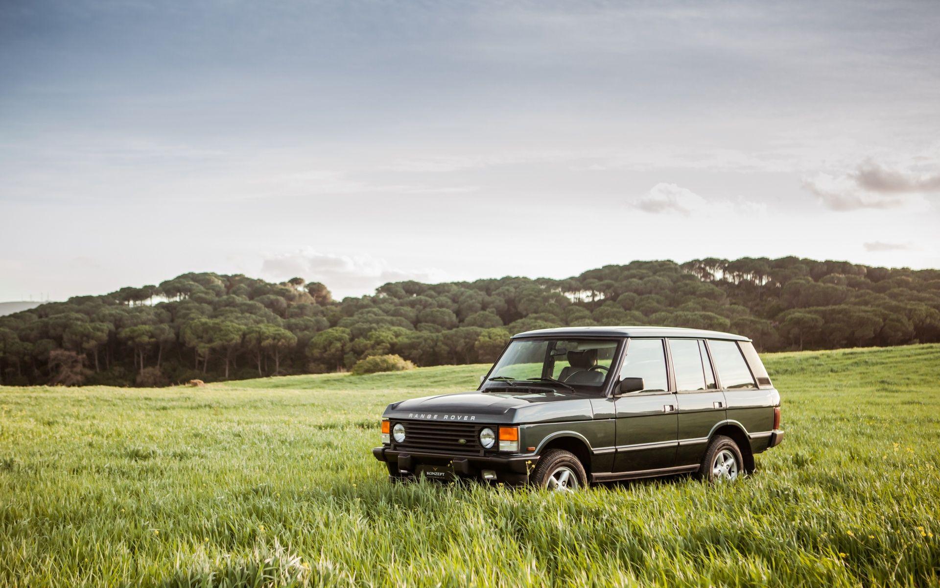 1994 Land Rover Range Rover 3 9 V8