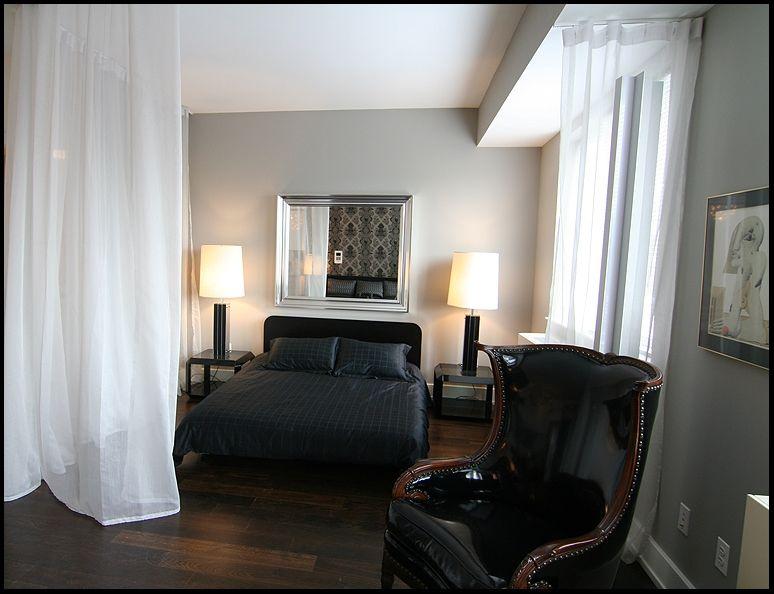Studio Apartment Curtain Divider apartment curtains - home design ideas and pictures