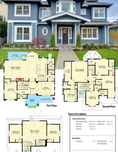 Architectural designs house plan jd not only gives you  story craftsman style also rh pinterest