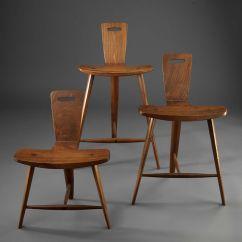 3 Legged Chair Swing Kenya Three Stool By Tage Frid Uniquely Crafted