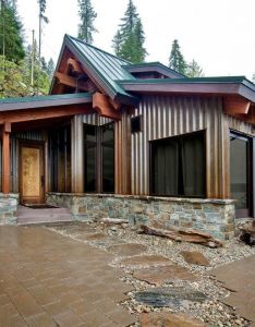Metal building homes patio contemporary with seattle architect front entrance also rh fi pinterest