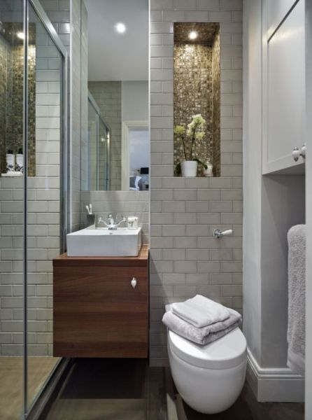 small ensuite bathroom ideas ensuite design ideas for small spaces - Google Search