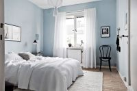 Bedroom with light blue walls | BEDROOM - BLOG | Pinterest ...