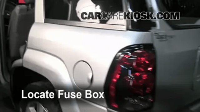 Fuses 94 Chevy Truck