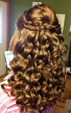 Homecoming Hairstyles For Brown Hair Your Favorite Hair Styles
