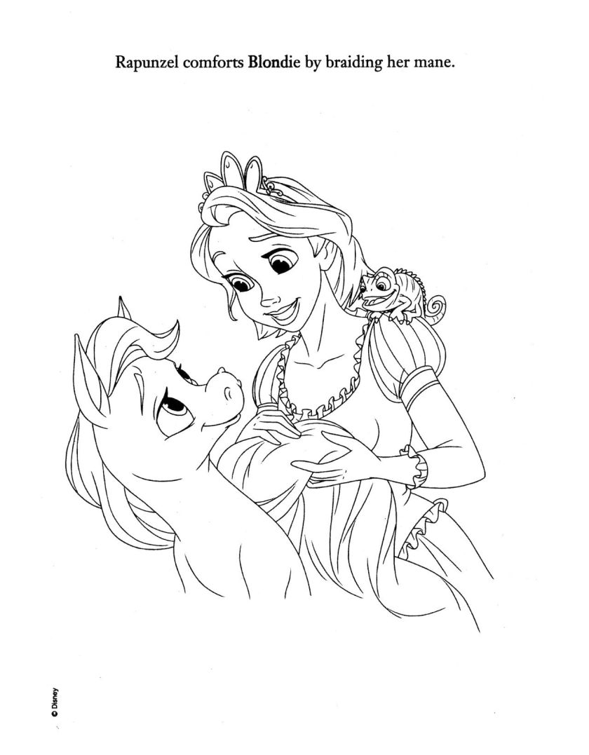 palace pets coloring pages  googlesøgning  disney's