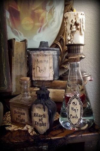 Snow White Evil Queen Disguise Potions  My Halloween