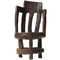African Throne Chair #GISSLER #interiordesign | African ...