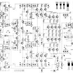 2000 Watts Power Amplifier Schematic Diagram Wiring Multiple Lights To One Switch I M Yahica Intex Watt Woofer Circuit 2000w