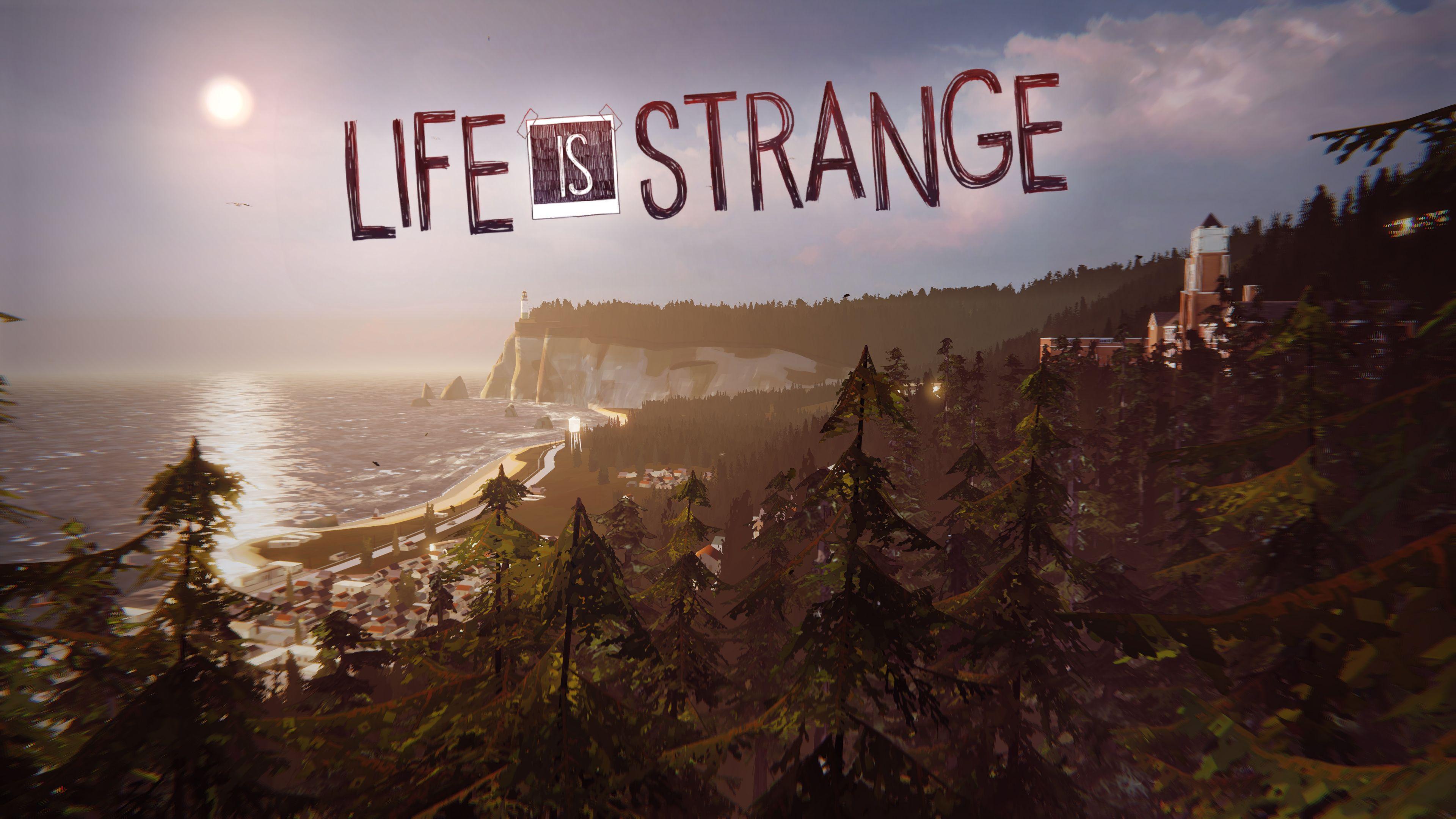 Life Strange Bay Arcadia Menu Main