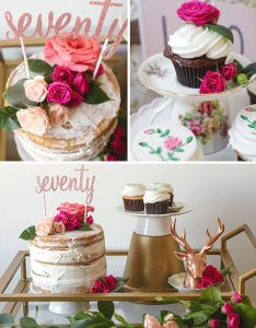 Cake And Decor Ideas For Whimsical Th Birthday Party Also The Best Images About Mom Big