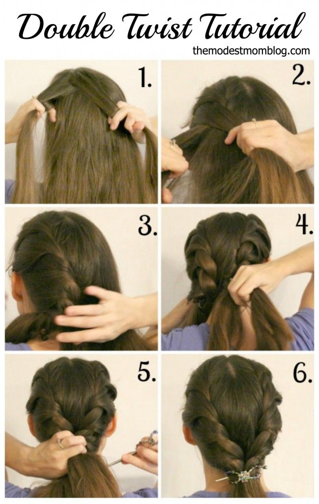 Double Twist Hairstyle Tutorial Plus Lilla Rose Sale! Lovely