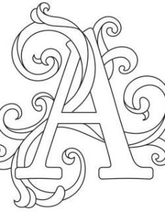 Letter perfect alphabet gorgeous letters all different also rh gr pinterest