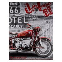 Buy Route 66 Motorcycle Canvas | Gallery Wall Art | The ...